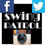 Swing Patrol social media button